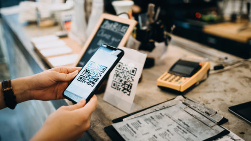 About the Victorian Government QR Code Service