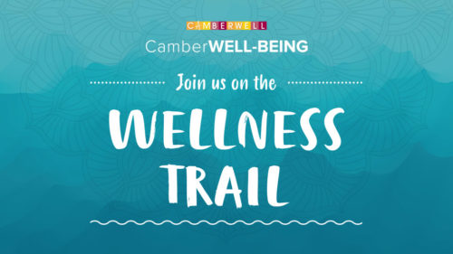 CamberWELL-BEING: Join us on the Wellness Trail 2021