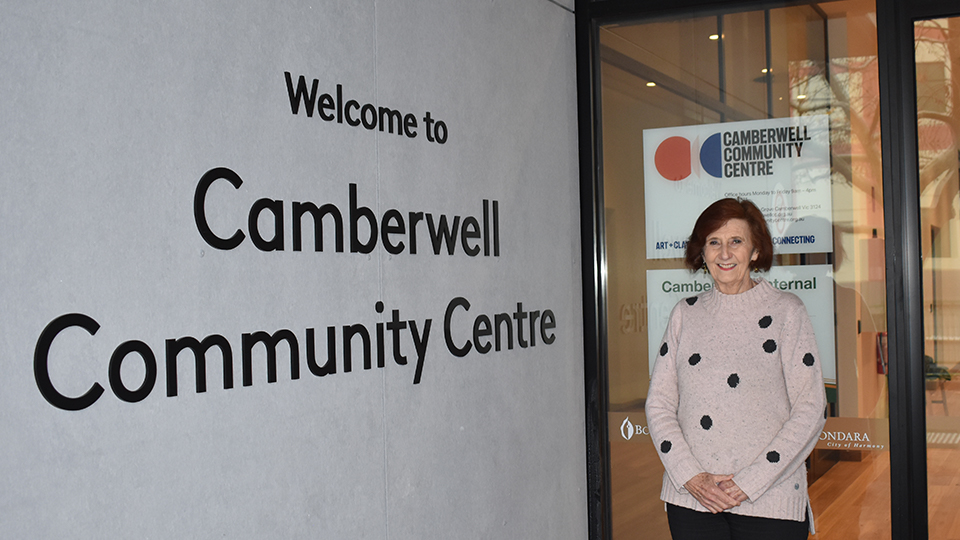 Camberwell Community Centre reopens to offer all services under one roof