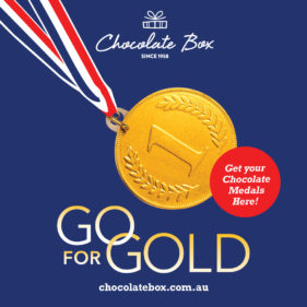 Go For Gold - The Chocolate Box