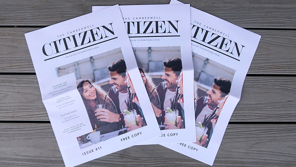 The Camberwell Citizen issue 11