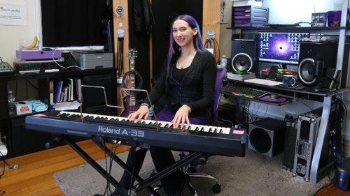 Meet Erin Blackie of Jaanz International Singing Academy in Camberwell