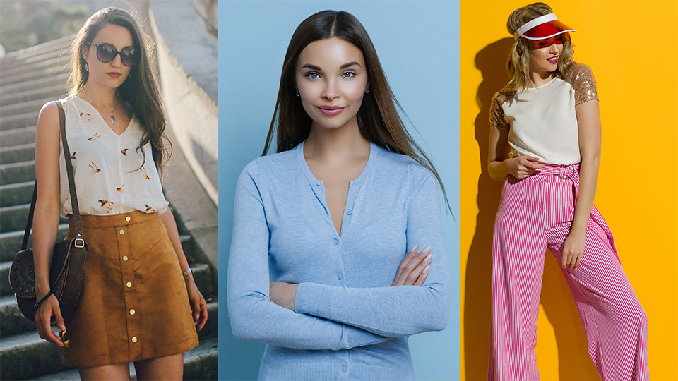 3 women's fashion trends for spring 2021