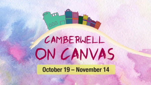 Enjoy a virtual art show with Camberwell on Canvas 2021